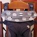 "Drool Bib for Ergo 360 Baby Carrier - ""Bandit Fox"""