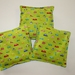 3 Mini Flax seed Heat/cool packs with Lavender