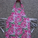 Child's Apron - size 4-5 years - Watermelon