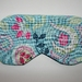 Therapeutic Flaxseed & Lavender filled Eye Mask - Gluten Free