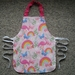 Child's Apron.  size 2-5 years.