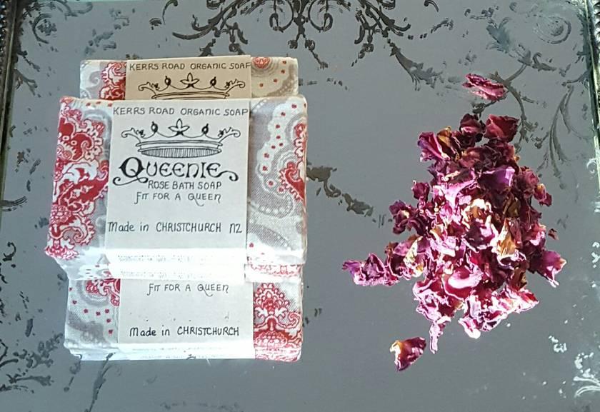 Queenie Luxury Bath Soap