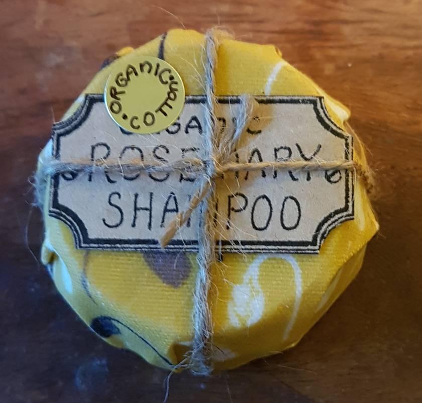 Rosemary Solid Shampoo Bar