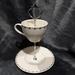Tea cup jewellery stand