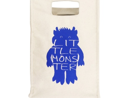 20% OFF SALE - LITTLE MONSTER LUNCH TOTE