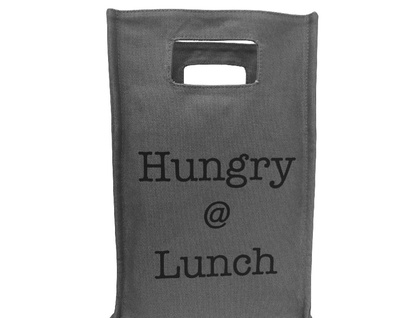 HUNGRY @ LUNCH TOTE