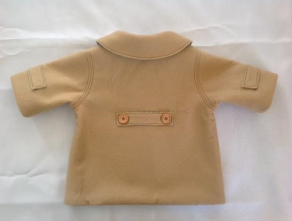 Duffle Coat Style Winter Jacket 3-6months