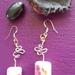 Porcelain... earrings