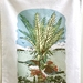Kereru & Nikau Tea Towel - New Zealand Native Birds collection