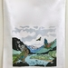 Kea Tea Towel - New Zealand Native Birds collection