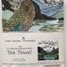 Kea Tea Towel - New Zealand Native Birds collection