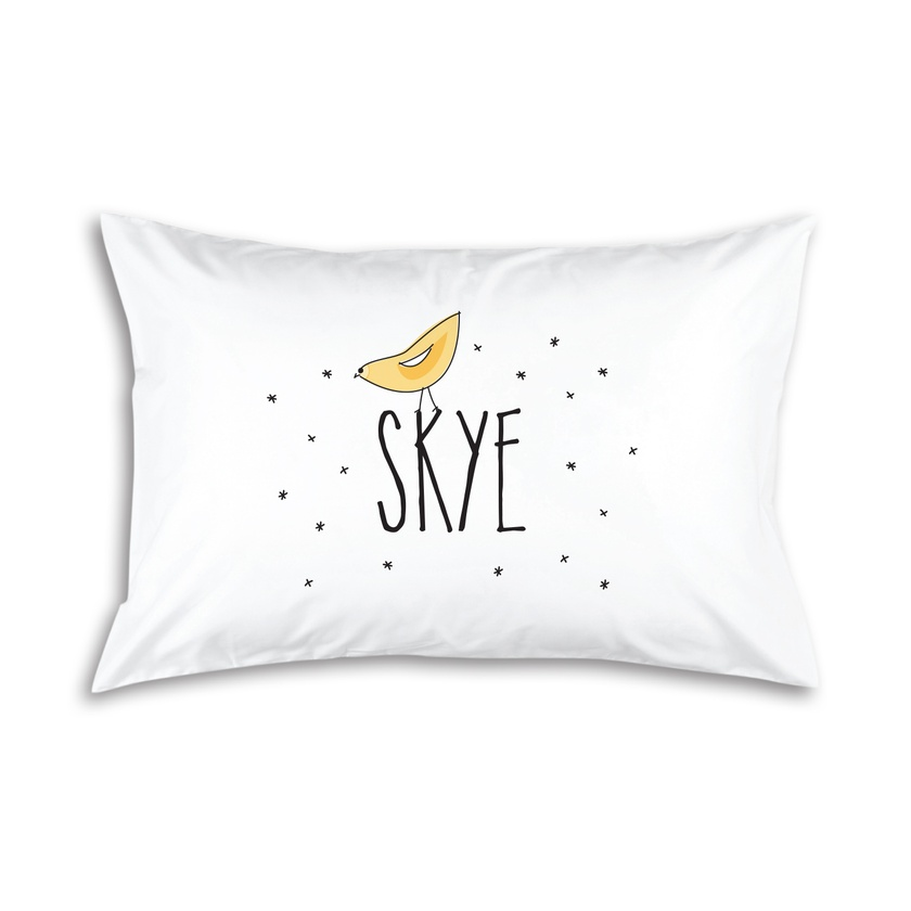 Little Chick Personalised Pillowcase