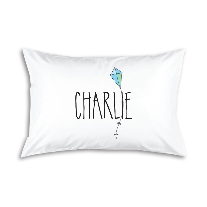 Kite Personalised Pillowcase