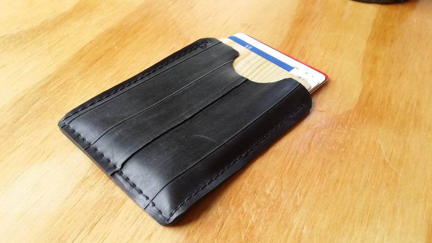Inner tube Eftpos/credit card holder