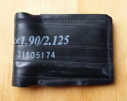 Minimalists Wallet - printed or patched
