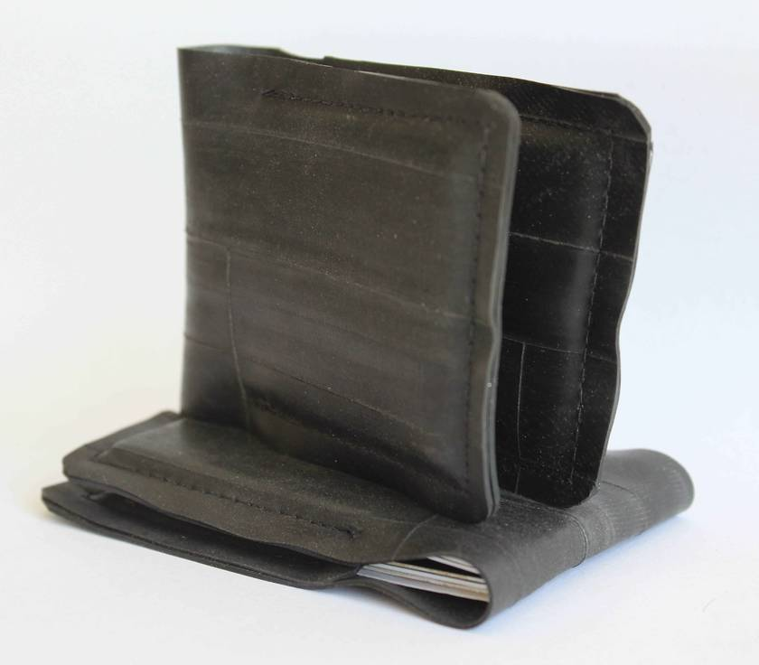 Minimalists Card Wallet - Made from inner tubes