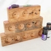 Essential Oil Holder - 10ml. Pick three, any size
