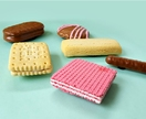 Biscuit Magnets - set of six