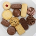 PICK 6 Biscuit Magnets – set of six – YOU CHOOSE!