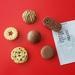 NZ Biscuit Magnets – Set of 6