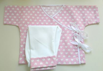 Kimono Top & Leggings - For your little sweetheart