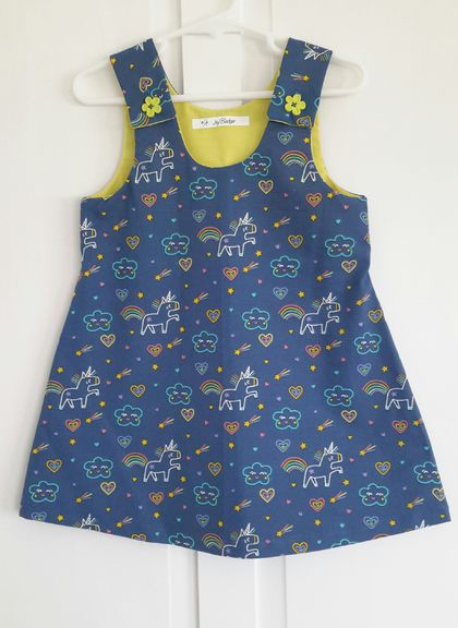 Cotton sun dress - 12 month old size