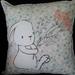 Nursery cushions - inner included.