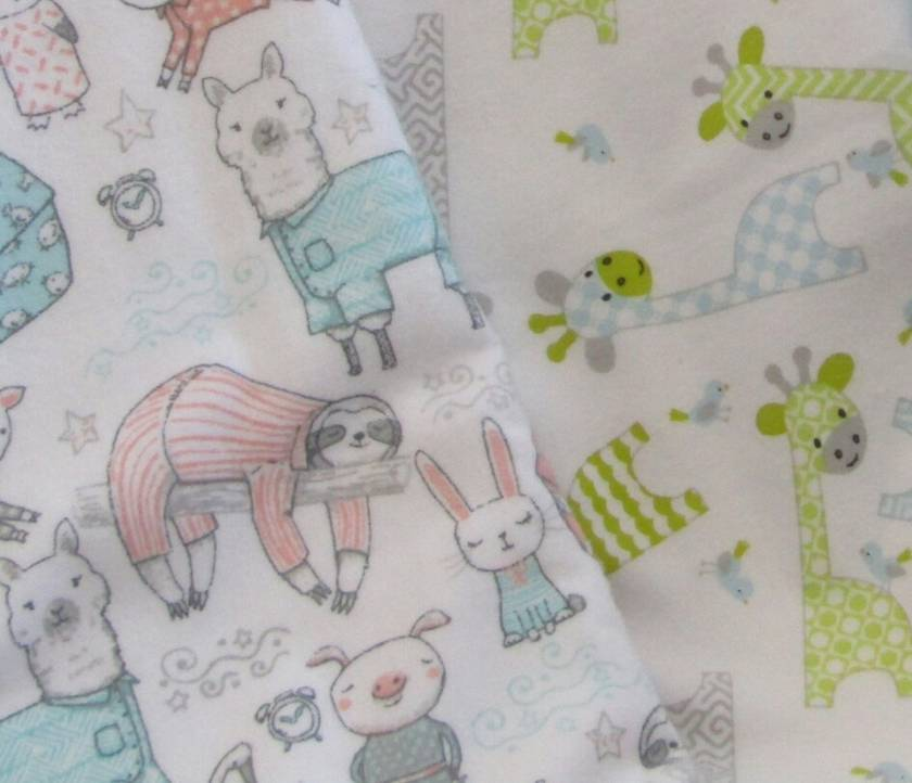 Fleecy Baby Wrap/Blanket. 4 styles
