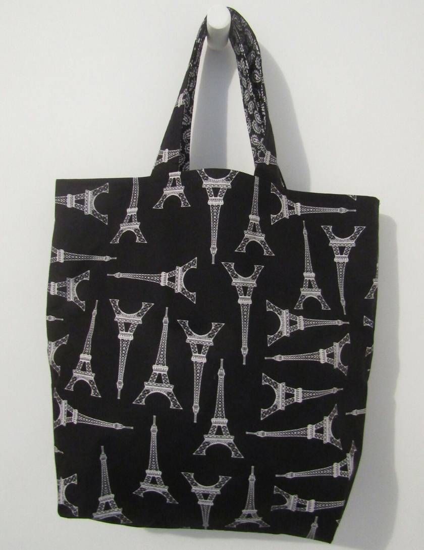 Fashion Tote Bag - fully lined.