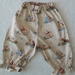 Vintage style baby pants. 9-12 months.