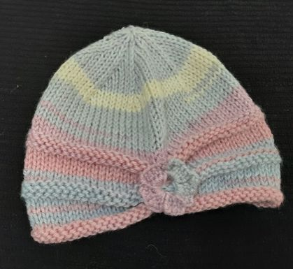 Knitted Hat (0-3 months)