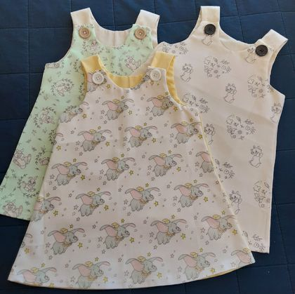 Cotton Sun Dress - 12 month old size (3)