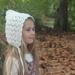 Winter White Pixie Hat