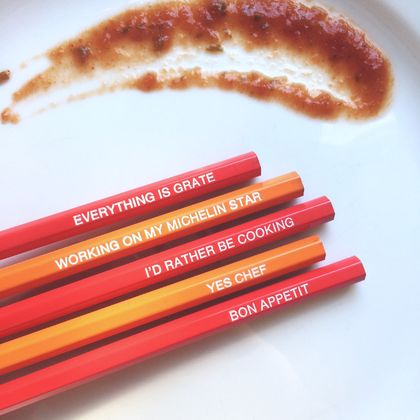 Chef's Pencil Pack