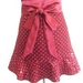 Glam Sequins and Spots Hostess Apron