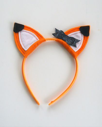 Fox Ear Headband