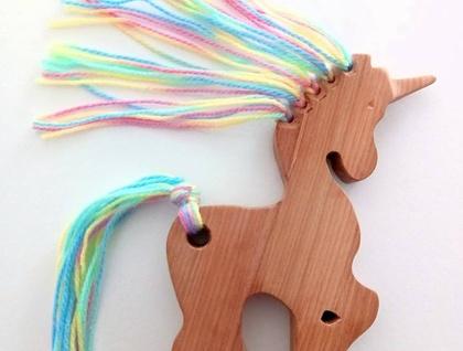 Wood Unicorn