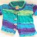 Handknit: Summer Seaside jacket