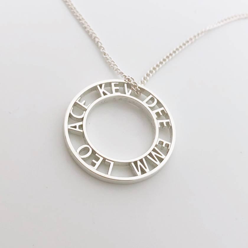 Eternal Loop Pendant