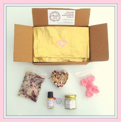 Floral Pamper Pack - Small