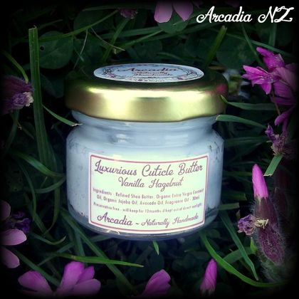Luxurious Cuticle Butter