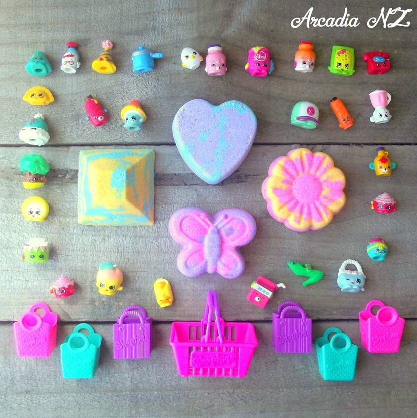 Shopkins Surprise Bath Bomb