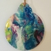Xtra Large Abstract Art Bauble