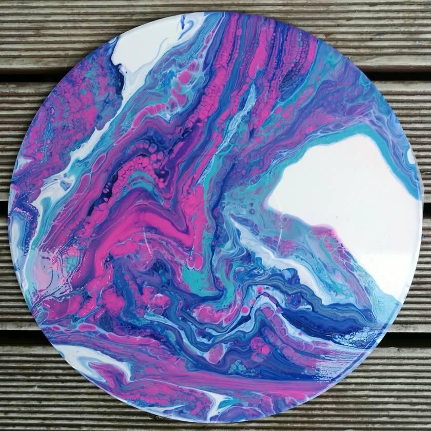 Abstract Fluid Original Art - 83