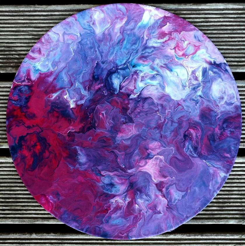 Abstract Fluid Original Art - 87