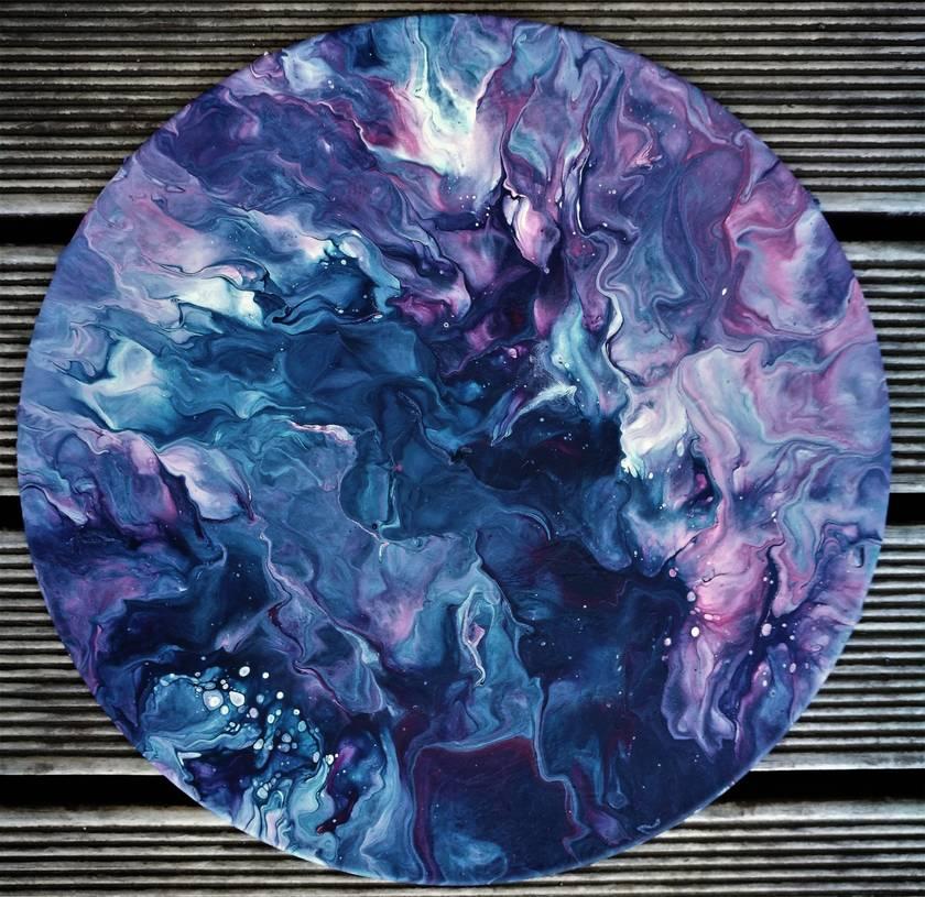 Abstract Fluid Original Art - 69