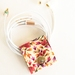 Earphones Cord or Cable Wrapin Floral Design