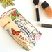 Parisian Theme Makeup Bag, Cosmetic Case, Toiletry Bag
