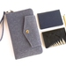 Family Passport Holder, Travel Wallet, Holds Multiple Passports