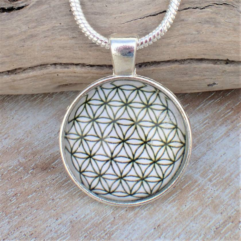BoHo Mandala Pendant.